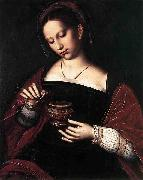 Ambrosius Benson Mary Magdalene oil painting