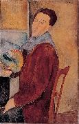 Amedeo Modigliani Self-portrait. oil painting reproduction