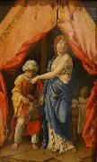 Andrea Mantegna Judith with the head of Holofernes oil painting reproduction