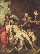 Anthony Van Dyck Beweinung Christi oil painting reproduction