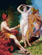 Baron Jean-Baptiste Regnault The judgement of paris oil painting reproduction