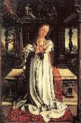 Bernard van orley Virgin and Child oil painting reproduction