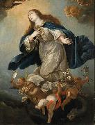 Immaculate Virgin, formerly in the Chapel of Palacio de Penaranda, Spain
