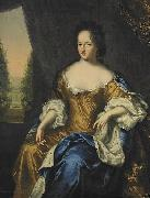 Portrait of Ulrika Eleonora of Sweden