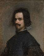 Diego Velazquez Portrait of a Man oil painting reproduction