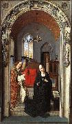 Dieric Bouts The Annunciation oil painting reproduction