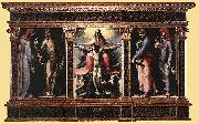 Domenico Beccafumi Trinity oil painting reproduction