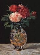 Edouard Manet Bouquet of Peonies oil painting reproduction