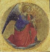 Angel of the Annunciation from the Polittico Guidalotti