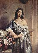 Francesco Hayez Melancholischer Gedanke oil painting reproduction