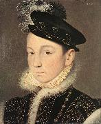 Portrait of King Charles IX