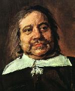 Frans Hals Willem Croes oil painting on canvas