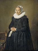 Feyna van Steenkiste Wife of Lucas de Clercq