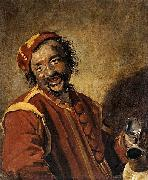 Frans Hals Peeckelhaering oil painting reproduction