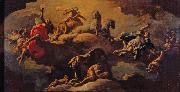 GUERCINO An allegory oil painting reproduction