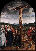 Gerard David Crucifixion oil painting reproduction