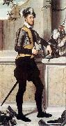 Giovanni Battista Moroni Portrait of a Gentleman oil painting reproduction