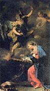 Giovanni Battista Pittoni Annunciation oil painting reproduction