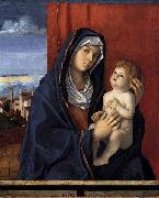 Giovanni Bellini Madonna and Child oil painting reproduction