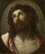 Guido Reni Man of Sorrows oil painting reproduction