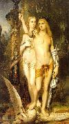 Gustave Moreau Jason and Medea oil painting reproduction
