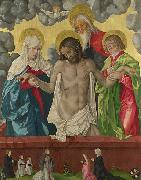Hans Baldung Grien The Trinity and Mystic Pieta oil painting