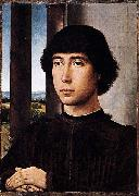 Portrait of a Man at a Loggia