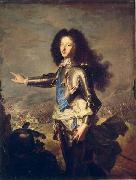 Portrait de Louis de France, duc de Bourgogne