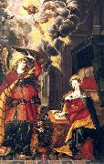 Jakob Mertens Annunciation oil painting reproduction