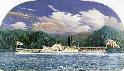 Niagara, Hudson River steamboat built 1845