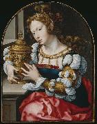 Jan Gossaert Mabuse Mary Magdalen oil painting reproduction