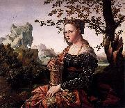 Jan van Scorel Mary Magdalen oil painting reproduction