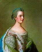Portrait of Isabella of Parma