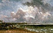 John Constable Yarmouth Pier oil painting reproduction