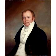 John Neagle Portrait of a gentleman oil painting reproduction