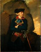 Joseph wright of derby Portrait of a Gentleman oil painting reproduction