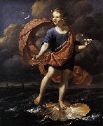 Karel Dujardin Allegory oil painting reproduction