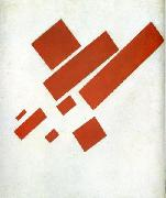 Suprematism. Two-Dimensional Self-Portrait
