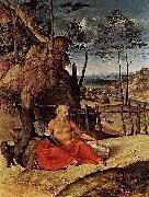 Lorenzo Lotto Penitent St Jerome oil painting reproduction