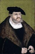 Portrait of Elector Frederick the Wise in his Old Age