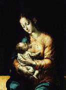 Luis de Morales Virgin and Child oil painting reproduction