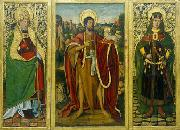 Saint John the Baptist; Saint Fabian and Saint Sebastian