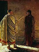 What is truth, Christ and Pilate