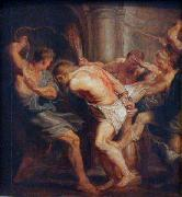 Peter Paul Rubens The Flagellation of Christ oil painting reproduction