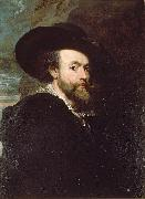 Peter Paul Rubens Self-portrait. oil painting reproduction