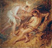 Peter Paul Rubens Diana and Endymion oil painting reproduction