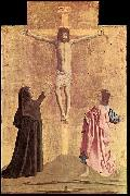 Piero della Francesca Crucifixion oil painting reproduction