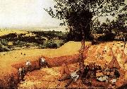 Pieter Bruegel the Elder The Corn Harvest oil painting reproduction
