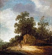 Pastoral Landscape with Tobias and the Angel