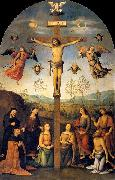 Pietro Perugino Crucifixion oil painting reproduction